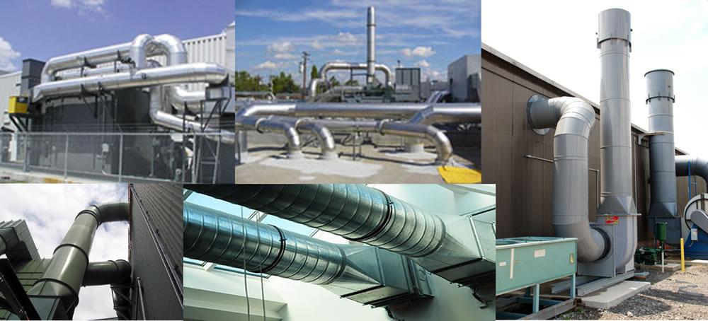 Aplicaciones de sistemas de ventilación