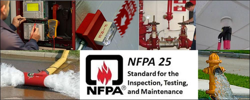 Diagnóstico y protección contra incendios