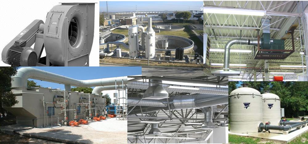 Instalación de equipos y sistemas de ventilación