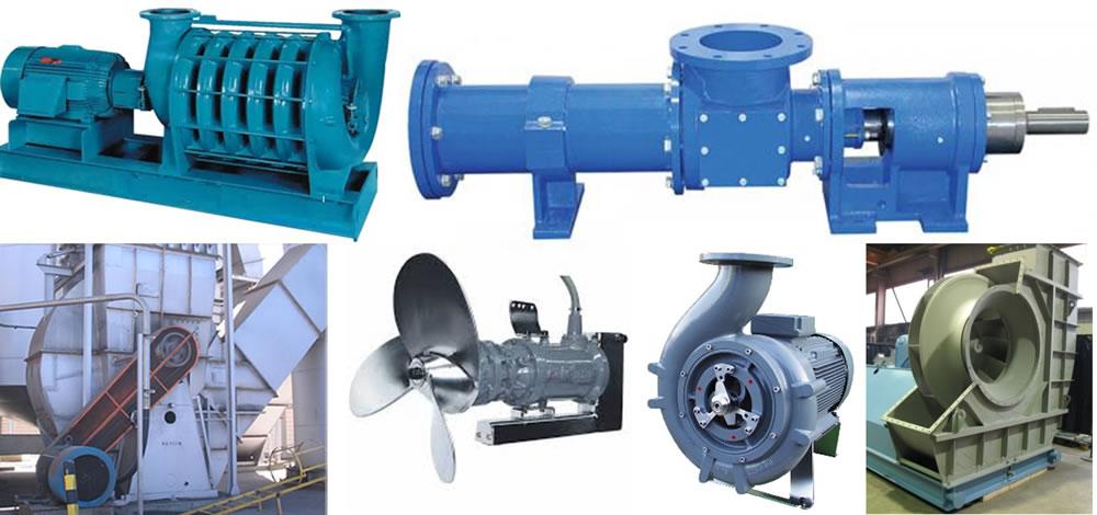 Suministro de equipos de aguas residuales