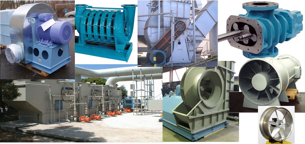 Suministro de equipos y sistemas de ventilación