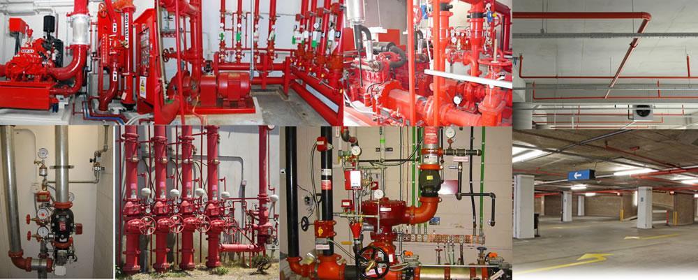 Dise o de los sistemas de protecci n contra incendios liquim for Pinturas proteccion contra incendios