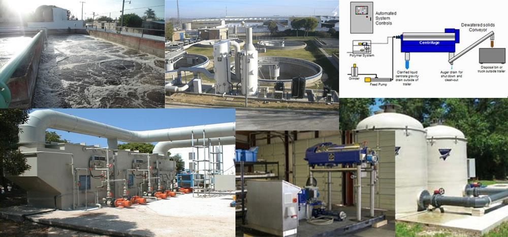Inspección y diagnóstico de aguas residuales