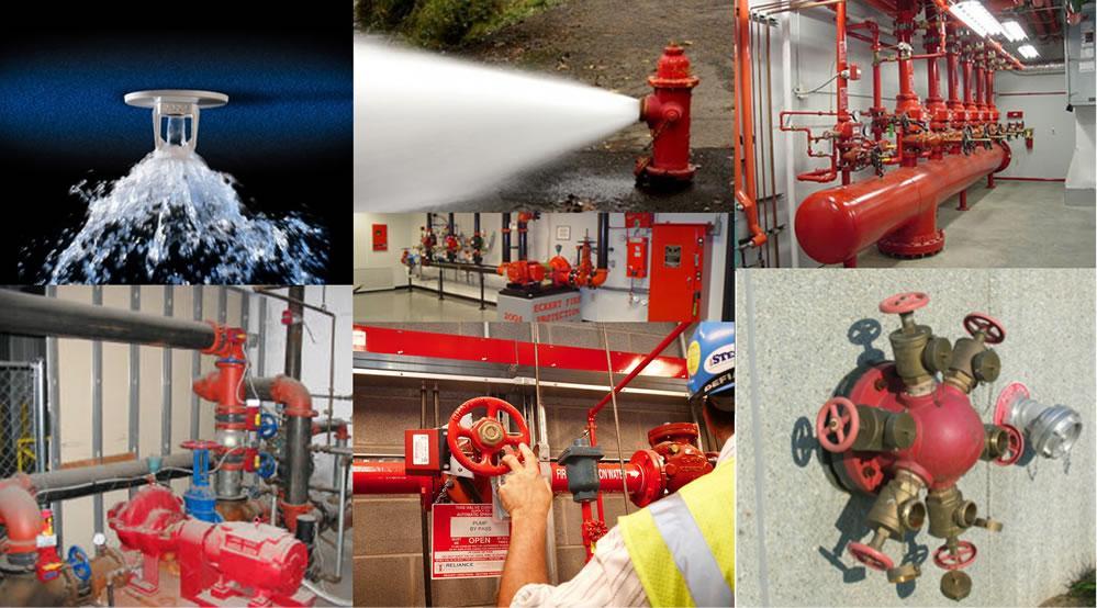 Pruebas de protección contra incendios